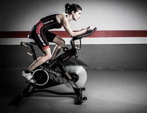 Bicicleta spinning BH Spada i.Concept Dual con Dual Kit WH930U