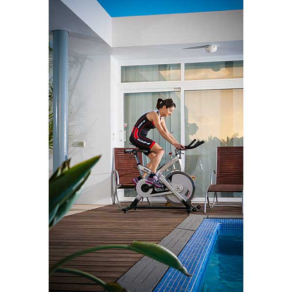 Bicicleta spinning ciclo indoor BH SPADA MAGNETIC H9310