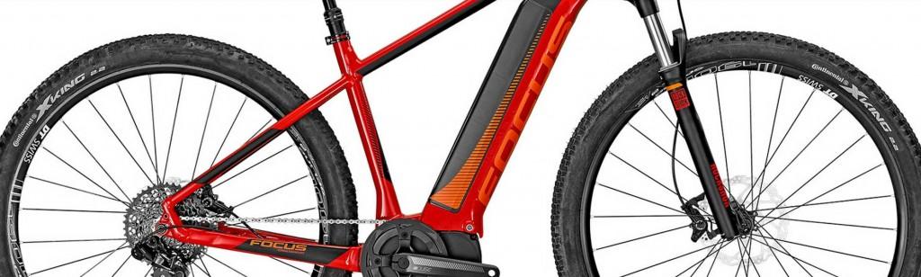 Nuevos conceptos de bicicletas eléctricas de montaña para 2016