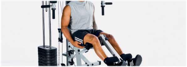 Si quieres tonificar e incluso desarrollar tus músculos es interesante una multiestaciones de musculación doméstica.