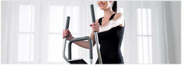 Una fenomenal máquina para cuidar tu salud y estar en forma es la bicicleta elíptica.