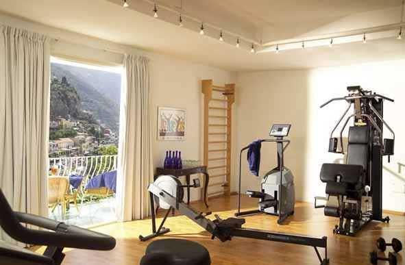 Máquinas para gimnasio de hotel, casa rural o comunidad de vecinos