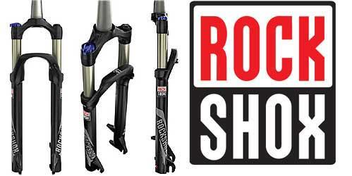 Horquilla para Bicicleta RockShox