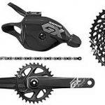 Nuevo grupo de transmisión Sram GX Eagle 1x12 velocidades para bicicletas de montaña