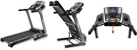 Entre las cintas de correr para regalar en Navidad la BH Fitness RC01 es una gran opción