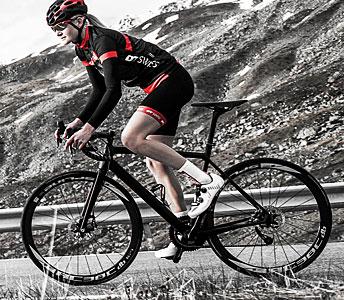 Ruedas DT Swiss para bicicletas de carretera y montaña MTB