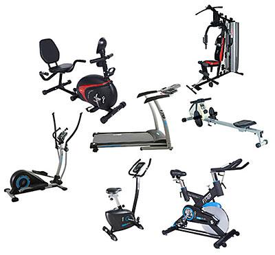 Te vamos a mostrar las mejores máquinas de ejercicio para casa