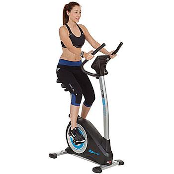Las bicicletas estáticas verticales como máquinas de ejercicio para casa