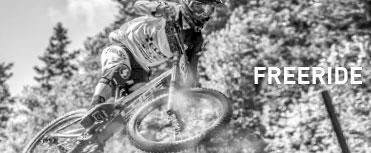 Con las ruedas DT Swiss para Freeride ningún descenso será complicado
