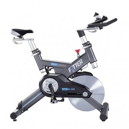 Bicicleta spinning semiprofesional volante 22Kg RIDER RI-08B