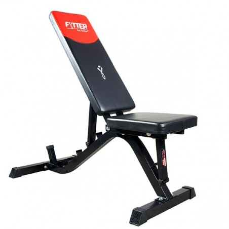 Banco musculación regulable Fytter BENCH BE-U5R