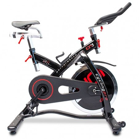 Bicicleta spinning profesional ION.3