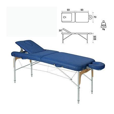 Camilla plegable aluminio masaje y terapia Ecopostural C3810M63