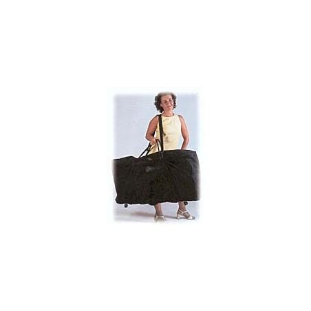 Funda con ruedas para transporte de camilla-silla de terapias - A4455