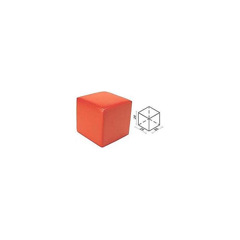 Figura geométrica de foam recubierto psicomotricidad 450012