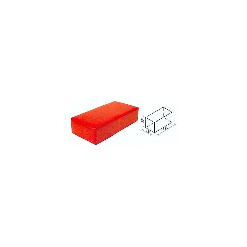 Figura geométrica de foam recubierto psicomotricidad 450014