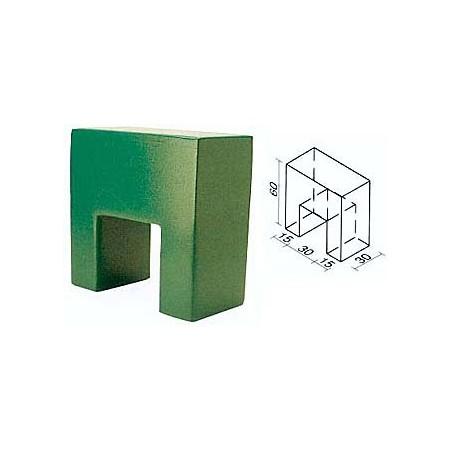 Figura geométrica de foam recubierto psicomotricidad 450024