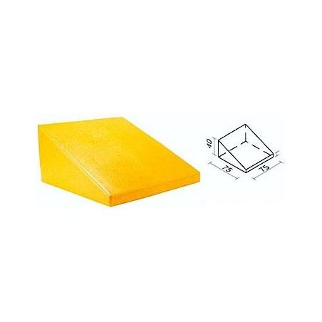 Figura geométrica de foam recubierto psicomotricidad 450030