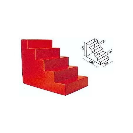 Figura geométrica de foam recubierto psicomotricidad 450035865