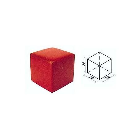 Figura geométrica de foam recubierto psicomotricidad 450043