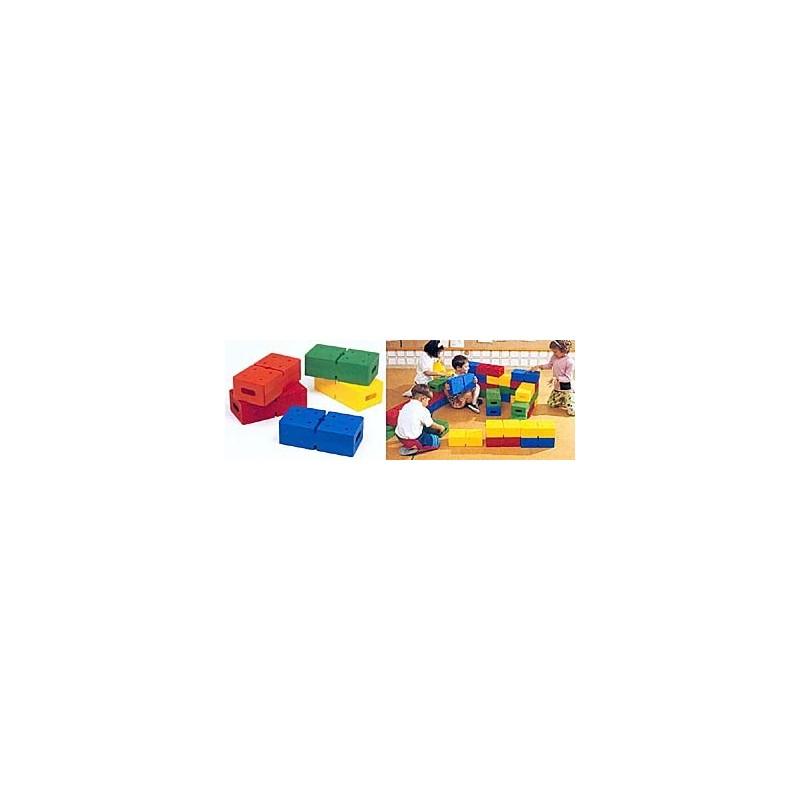 Ladrillo reforzado psicomotricidad PS410100