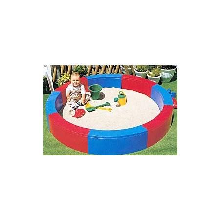 Piscina sensorial de educación infantil REDONDA Alto 25 cm
