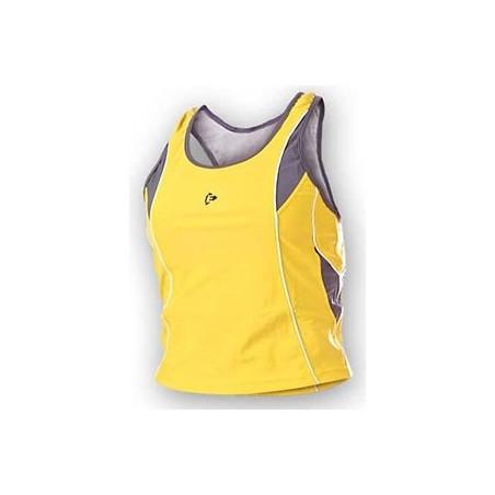 Camiseta top femenino atletismo HERA tallas Adulto