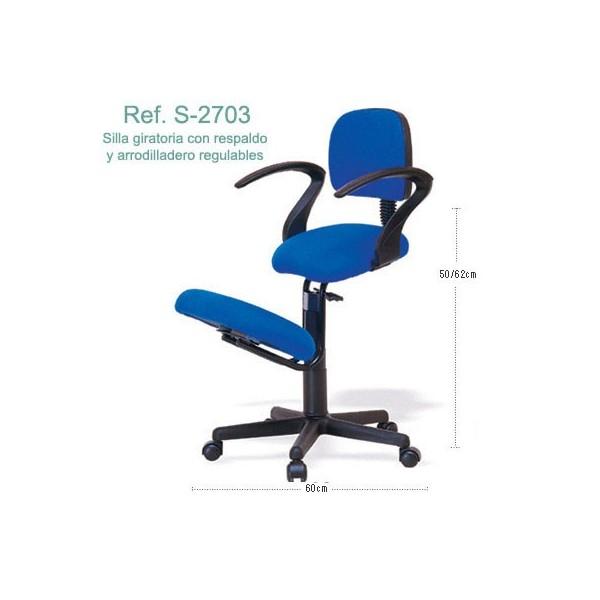 Silla ergon mica ecopostural s2703 for Sillas de estudio ergonomicas