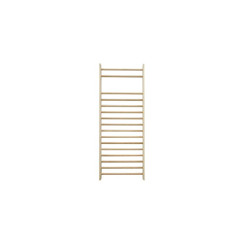 Espaldera simple madera haya 2,6 m alto y 1 m ancho
