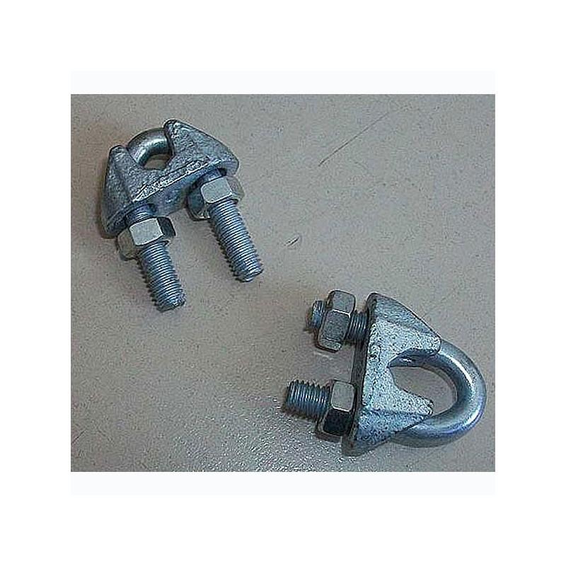 Sujetacables para cable de 6 mm
