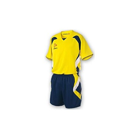 Equipación deportiva camiseta y pantalón RIBERY senior