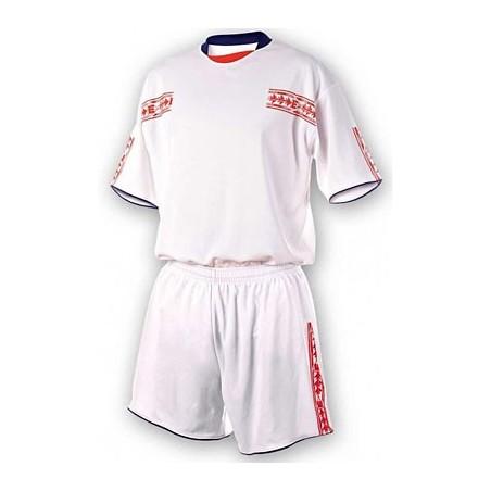Equipación deportiva camiseta y pantalón FABREGAS infantil
