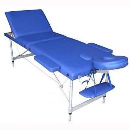 Camilla plegable aluminio masaje y terapia Kitres AT008