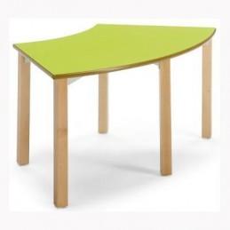 Mesa escritorio escolar arco 20A