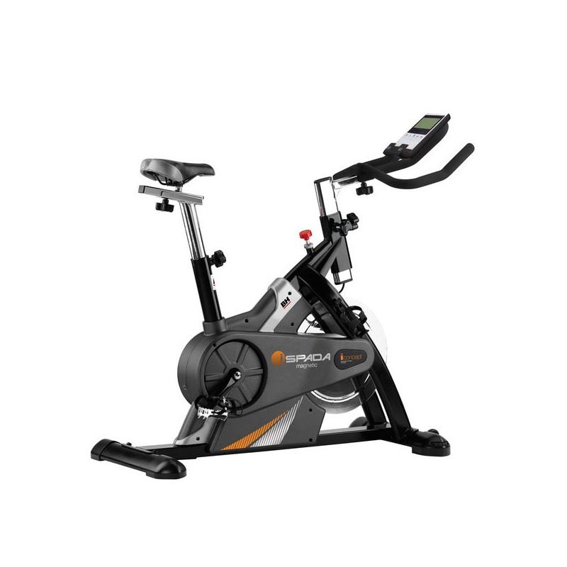 Bicicleta de spinning  ciclo indoor BH i.Spada H932