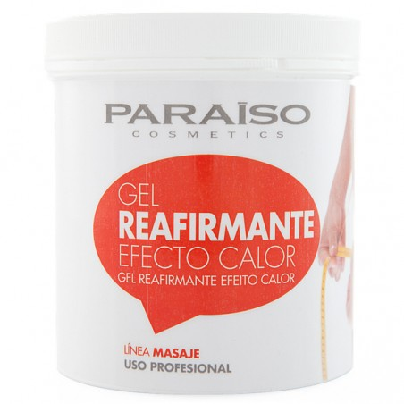 Gel reafirmante profesional efecto calor 13IB20C 1000ml