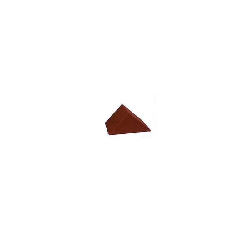 Cojín triangular 65 x 50 x 33 cm