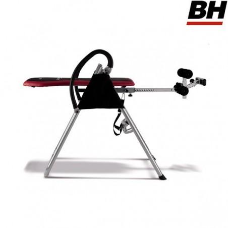 Posición plana tabla inversora para inversión postural BH G400
