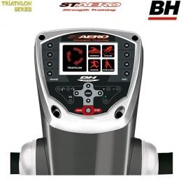 Plataforma vibratoria uso intensivo BH YV20T ST Aero triplano YV20T