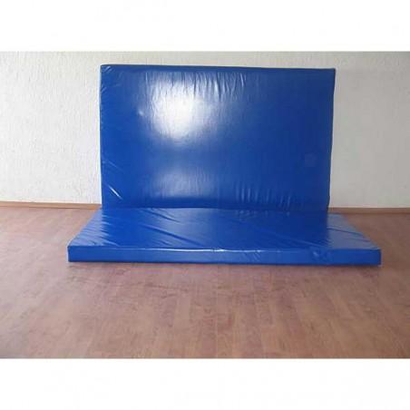 Funda colchoneta gimnasio quita miedos medidas 200x150x10 cm