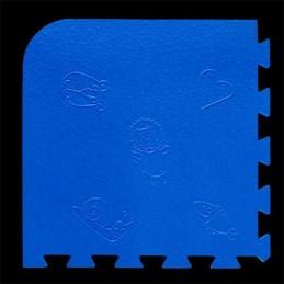 Suelo juegos infantiles pack 9 losetas 50x50 cm