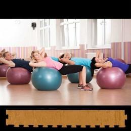 Perfil cuña suelo pilates yoga 30x100x2 cm