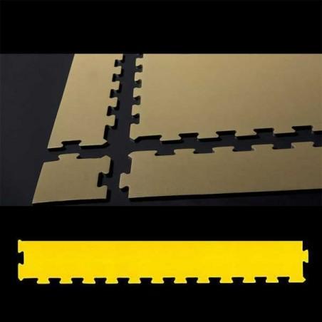 Perfil en forma de cuña para acabado de suelo guardería psicomotricidad zona juegos infantiles 30x100x2 cm Piolin
