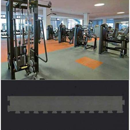 Perfil cuña suelo gimnasio fitness 30x100x1,5 cm
