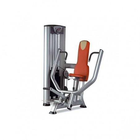 Máquina musculación profesional Press vertical pecho y tríceps BH X070