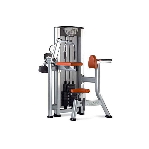 M quina de musculaci n triceps horizontal bh x160 for Maquinas de musculacion