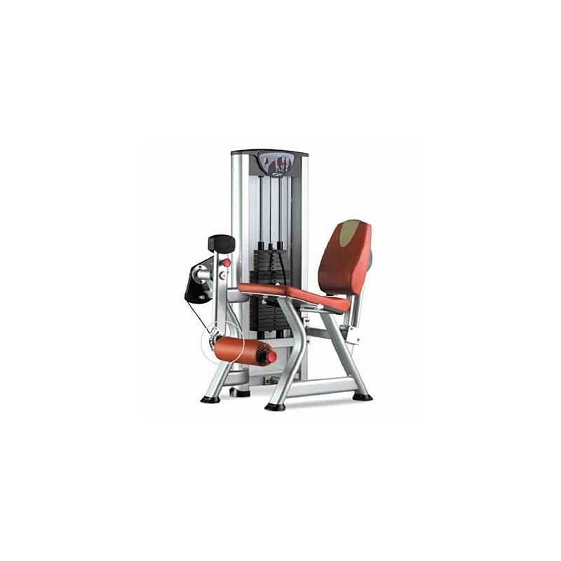 Máquina de musculación profesional Extensión cuadríceps BH X010