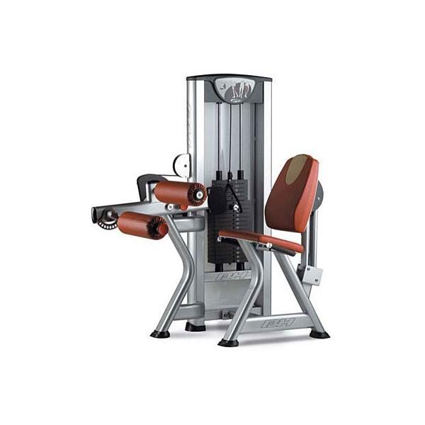M quina de musculaci n profesional femoral sentado bh x170 for Maquinas de musculacion