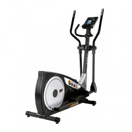 Bicicleta elíptica BH i.NLS18 Program volante 16 kg uso regular G2384