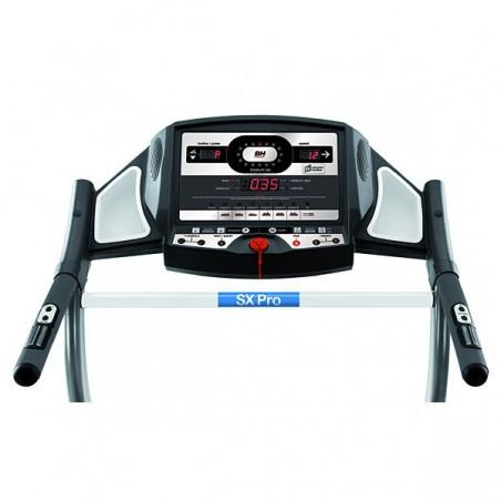 Cinta de correr uso regular Bh SX Pro 2,5 CV tapiz 120x40 cm G6432R